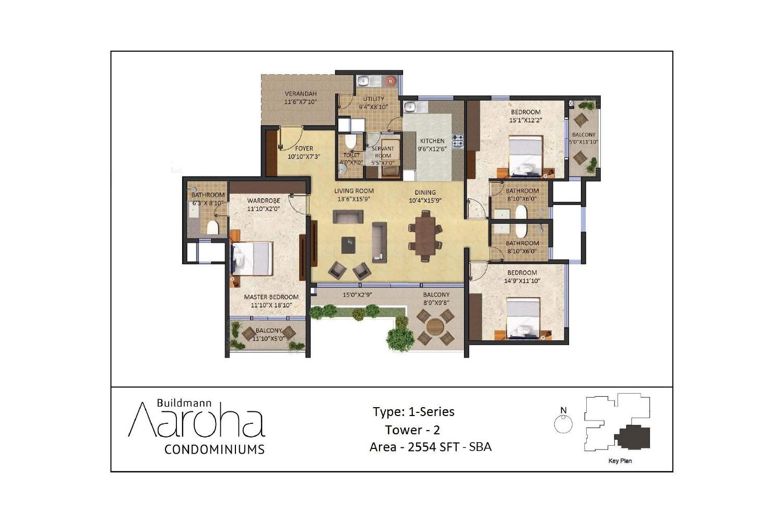 Buildmann Aaroha  Aria Condominiums